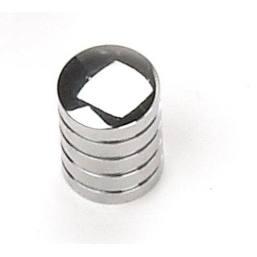 Laurey Hardware Delano 5/8 Inch Diameter Polished Chrome Cabinet Knob 26226