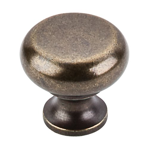 Top Knobs Somerset 1-1/4 Inch Diameter German Bronze Cabinet Knob M276