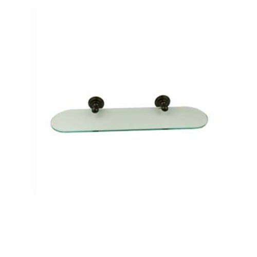 Oval Glass Shelf Kit Oil Rubbed Bronze <small>(#2125US10B)</small>
