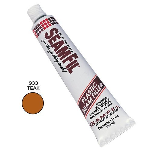 Seamfil 1oz Tube Teak <small>(#SF933)</small>