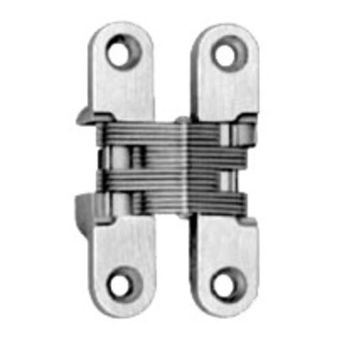 Soss #204 Invisible Hinge Bright Nickel 204CUS14