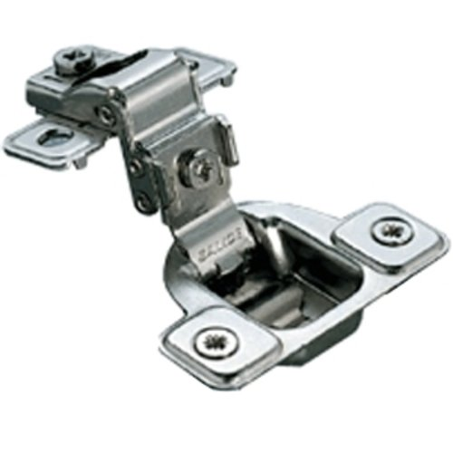 Salice Excenthree Face Frame Hinge 1-7/16 inch Overlay with Dowel CSR3D99XR
