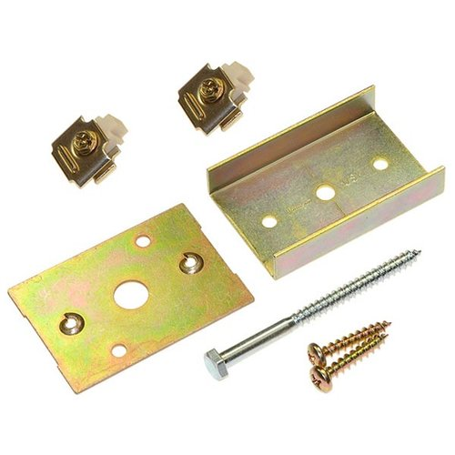 Johnson Hardware 1500 Series Pocket Door Coverging Door Kit 1555PPK3