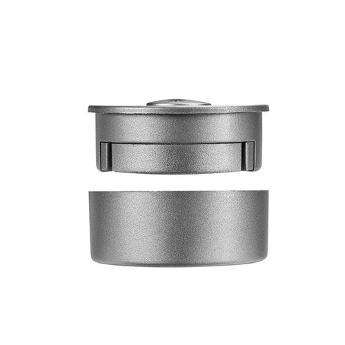 Tresco International Tresco FREEDiM Wireless Micro Dimmer Nickel L-WLD-1RND-NI-1