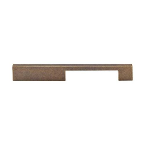 Top Knobs Sanctuary 7 Inch Center to Center German Bronze Cabinet Pull TK24GBZ