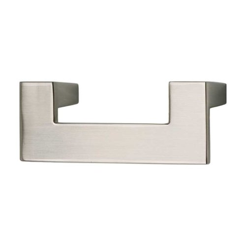 Atlas Homewares U-Turn 2-1/2 Inch Center to Center Brushed Nickel Cabinet Pull A846-BN