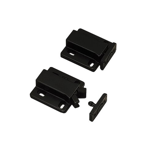 Jaws Touch Latch Black <small>(#MC-28/BLK)</small>