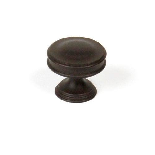 Century Hardware Belvedere 1-3/8 Inch Diameter Oil Rubbed Bronze Cabinet Knob 29407-OB