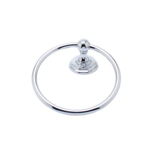 Towel Ring Polished Chrome <small>(#2111US26)</small>