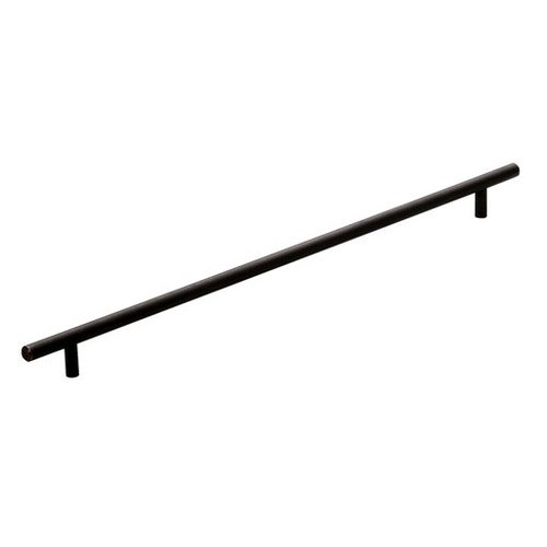 Amerock Bar Pulls 16-3/8 Inch Center to Center Oil Rubbed Bronze Cabinet Pull BP19015ORB