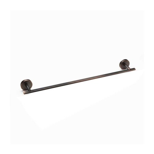 R. Christensen 18 inch Single Towel Bar Verona Bronze 6213-30VB-P