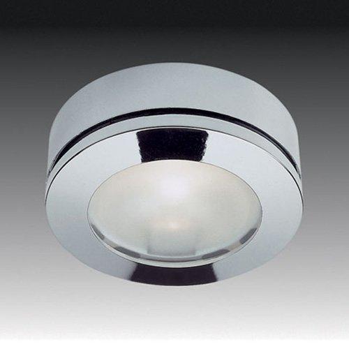 Hera Lighting ES1 Recess/Surface Mount Halogen Spot Stainless ES120SS