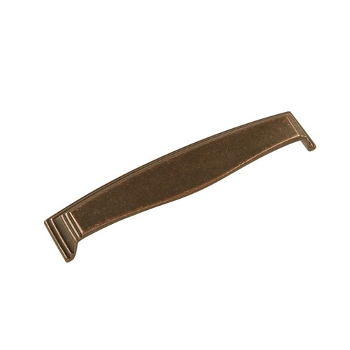 Somerset 3 Inch Center to Center Dark Antique Copper Cabinet Cup Pull <small>(#HH74673-DAC)</small>