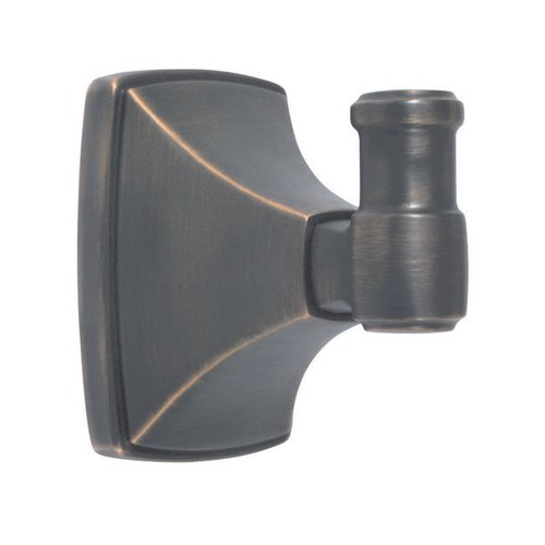 Amerock Clarendon Robe Hook Oil Rubbed Bronze BH26502ORB