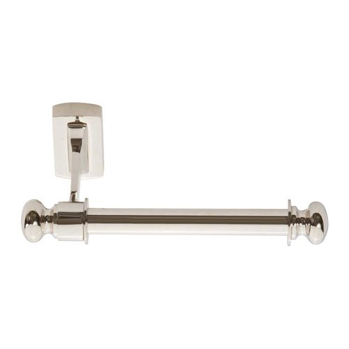 Legacy Toilet Paper Holder Polished Nickel <small>(#LGTP-PN)</small>
