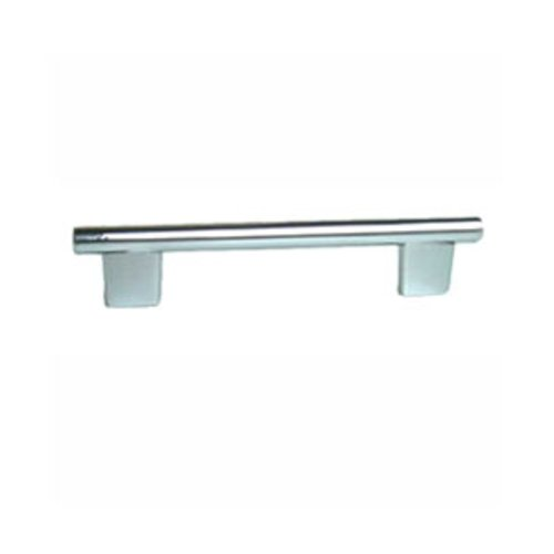 Berenson Euroline 5-1/16 Inch Center to Center Polished Chrome Cabinet Pull 2970-126-C