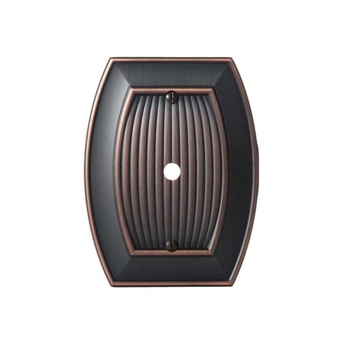 Amerock Allison One Cable Wall Plate Oil Rubbed Bronze BP36540ORB
