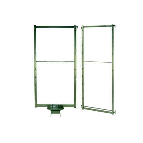 "Kessebohmer 67"" Tall Tandem Chefs Pantry Frame 18"" W Champagne 546.64.822"