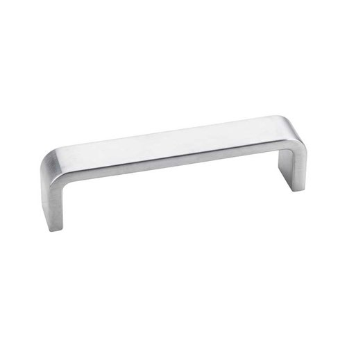Elements by Hardware Resources Asher 4 Inch Center to Center Brushed Chrome Cabinet Pull 193-4BC