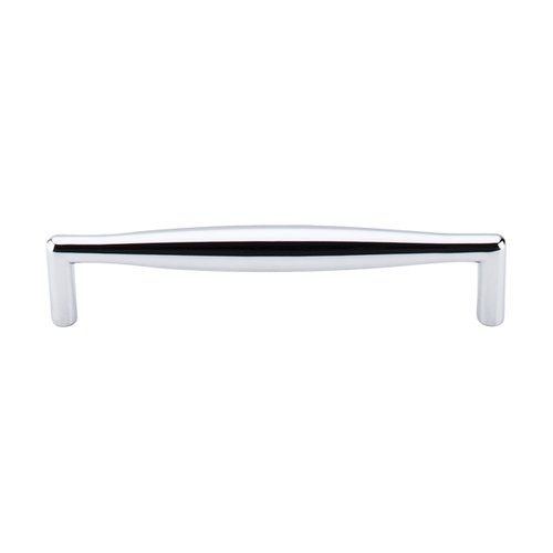 Top Knobs Nouveau II 5-1/16 Inch Center to Center Polished Chrome Cabinet Pull M504