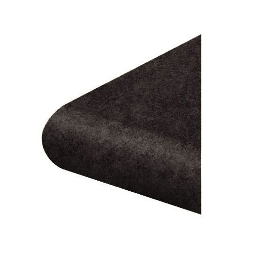 Wilsonart Crescent Bevel Edge Luna Night - 4 ft (Pack of 3) CE-CRE-144-1854K-35