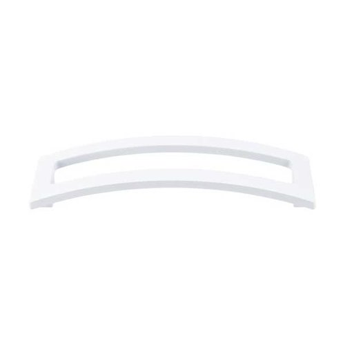 Top Knobs Sanctuary II 5 Inch Center to Center White Cabinet Pull TK247WHT