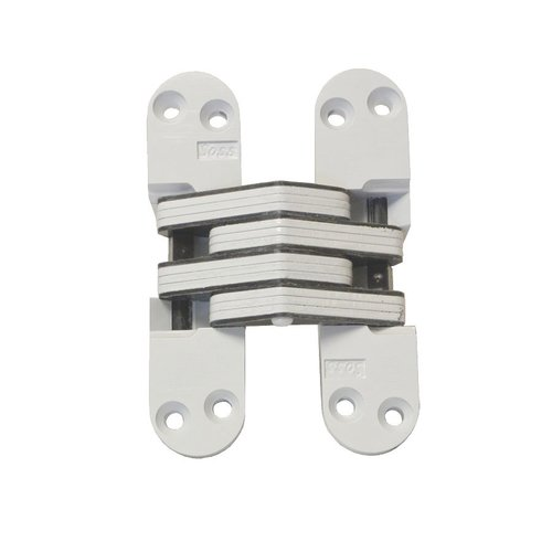 Soss #220 Invisible Hinge White 220WH