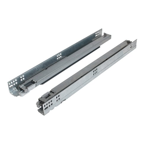 "Grass Dynapro 2-D 18"" Soft-Close Slide W/ Std Locking Devices F130100736204"