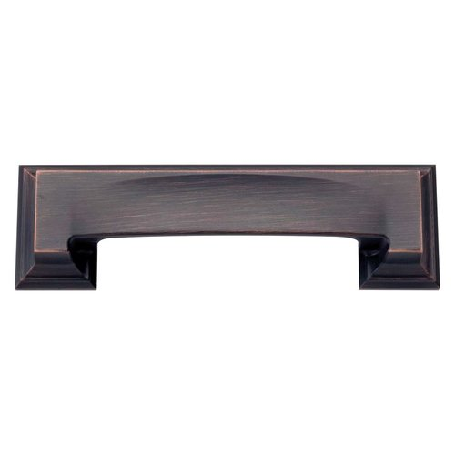 Atlas Homewares Sutton Place 3 Inch Center to Center Venetian Bronze Cabinet Cup Pull 339-VB
