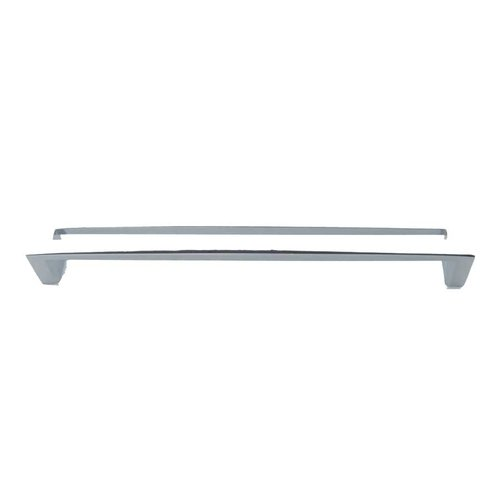 Atlas Homewares Centinel 7-1/2 Inch Center to Center Polished Chrome Cabinet Pull 256-CH