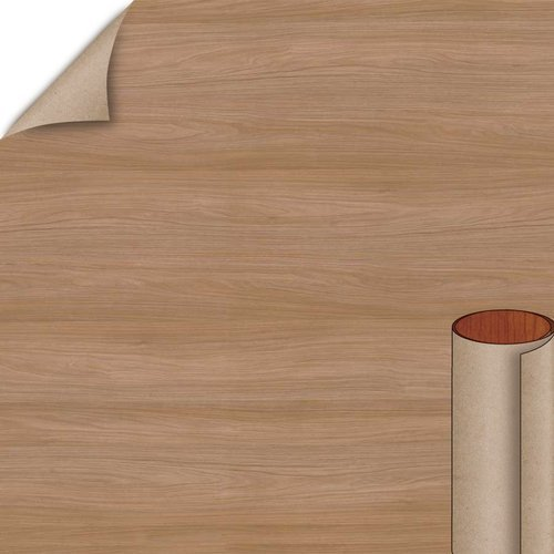 Wilsonart Uptown Walnut Soft Grain Finish 4 ft. x 8 ft. Peel/Stick Vertical Grade Laminate Sheet 7971K-12-735-48X096