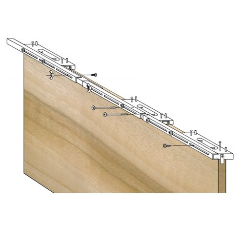Soss Router Guide System 3/Hinges #216 216RG3
