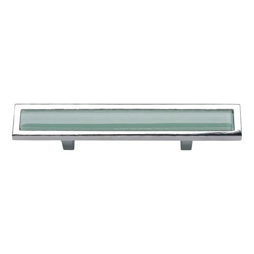 Atlas Homewares Spa 3 Inch Center to Center Polished Chrome Cabinet Pull 231-GR-CH