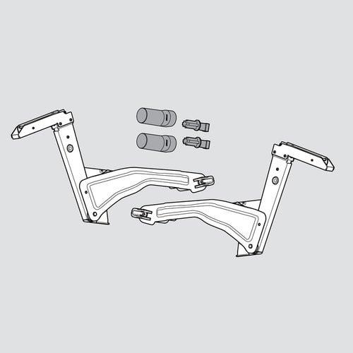 Blum Aventos HS Arm Assembly Set 20S3500.05