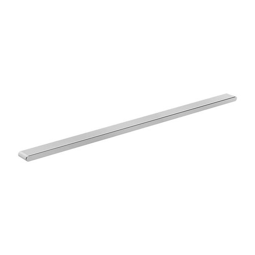 Zen Phenix 2-1/2 Inch Center to Center Brushed Chrome Cabinet Pull ZP1072.2