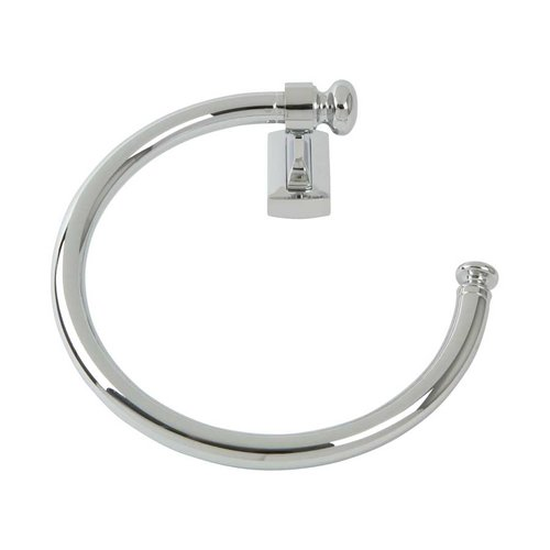 Atlas Homewares Legacy Towel Ring Polished Chrome LGTR-CH