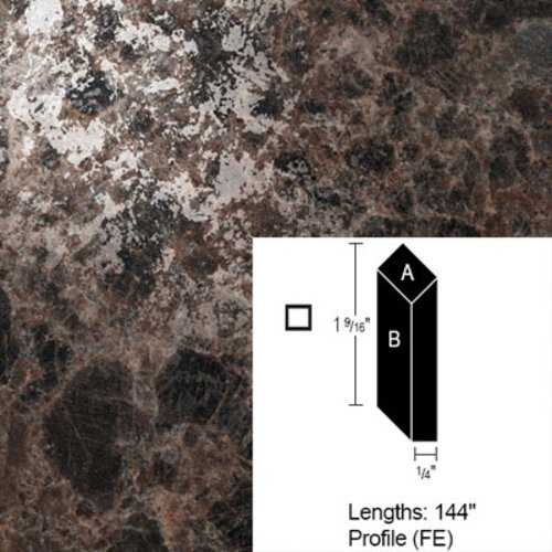 Wilsonart Bevel Edge - River Gemstone-12Ft CE-FE-144-1832-35