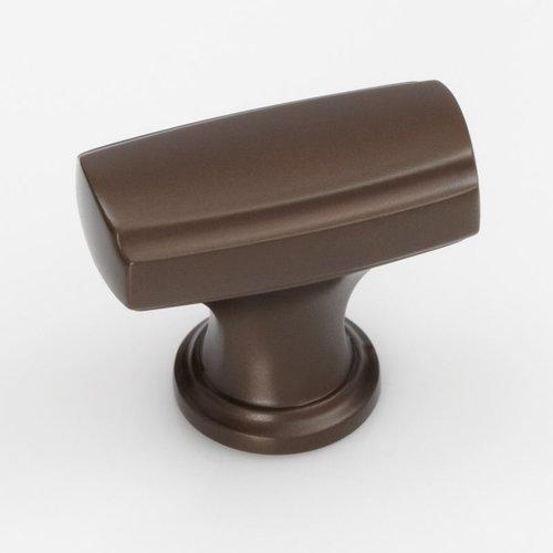Amerock Highland Ridge 1-3/8 Inch Diameter Caramel Bronze Cabinet Knob BP55311CBZ