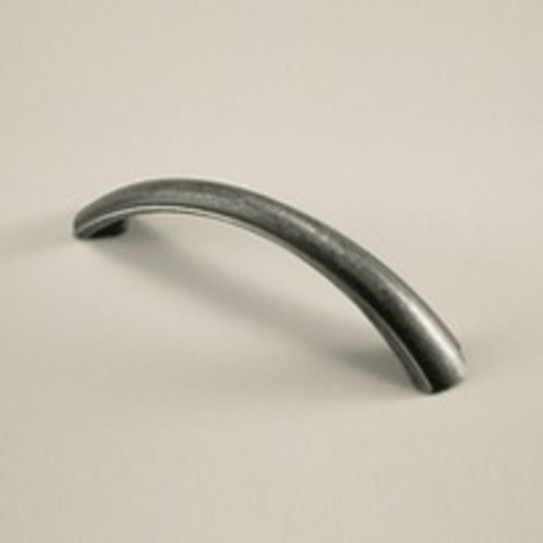 Century Hardware Kentwood 3-3/4 Inch Center to Center Vintage Silver Cabinet Pull 22936-VS