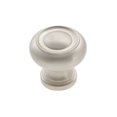 Hickory Hardware Cottage 1-1/4 Inch Diameter Stainless Steel Cabinet Knob P3151-SS