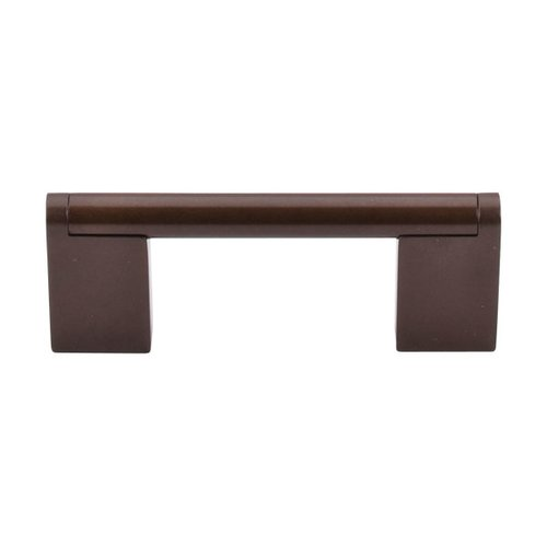 Top Knobs Bar Pull 3 Inch Center to Center Oil Rubbed Bronze Cabinet Pull M1068