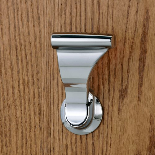 "Soss UltraLatch for 1-3/8"" Door W/ Privacy Latch Bright Chrome L14P-26"