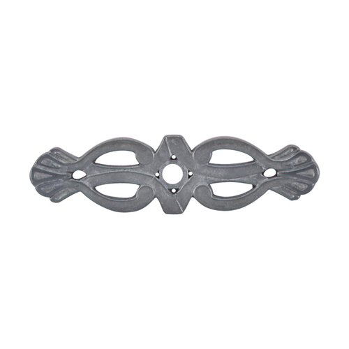Top Knobs Tuscany 3-3/16 Inch Length Pewter Light Back-plate M182
