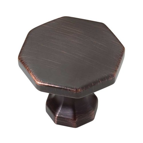 Liberty Hardware Southampton 1-3/16 Inch Diameter Bronze W/Copper Highlights Cabinet Knob P20380-VBC-C