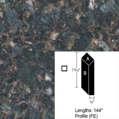 Wilsonart Bevel Edge - Deep Springs - 4 ft (Pack of 3) CE-FE-144-4907-38