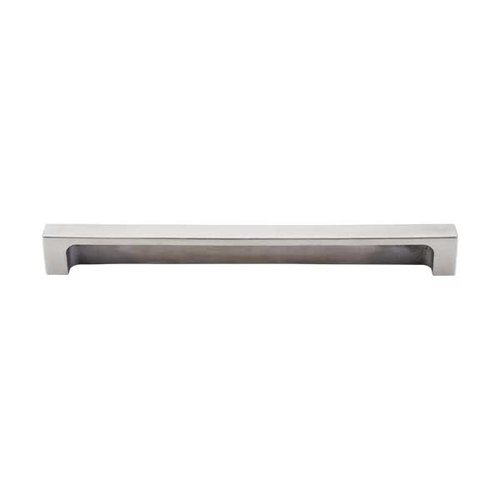 Top Knobs Sanctuary II 8 Inch Center to Center Stainless Steel Cabinet Pull TK277SS