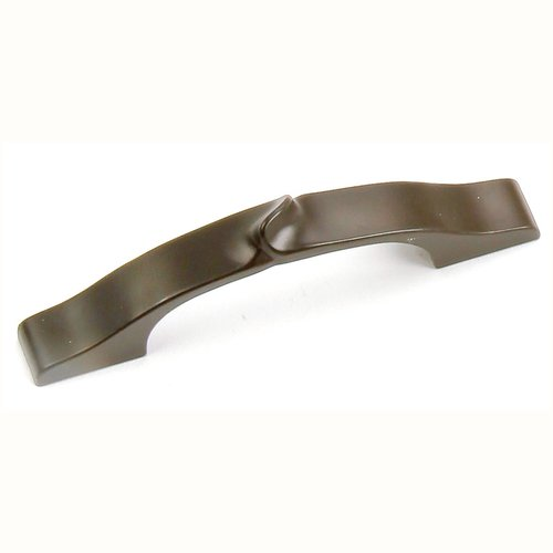Highline 3 Inch Center to Center Oil Rubbed Bronze Cabinet Pull <small>(#38366)</small>