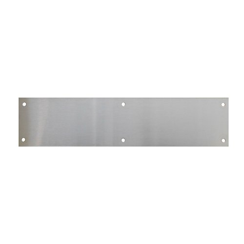 "Don-Jo Stainless Steel Door Kick Plate 6"" X 34"" 90-6"" X 34""-630"