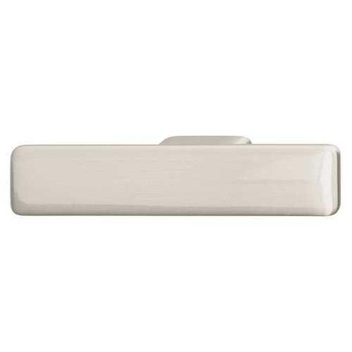 Hafele Bella Italiana 1-1/4 Inch Center to Center Brushed Nickel Cabinet Pull 100.63.601
