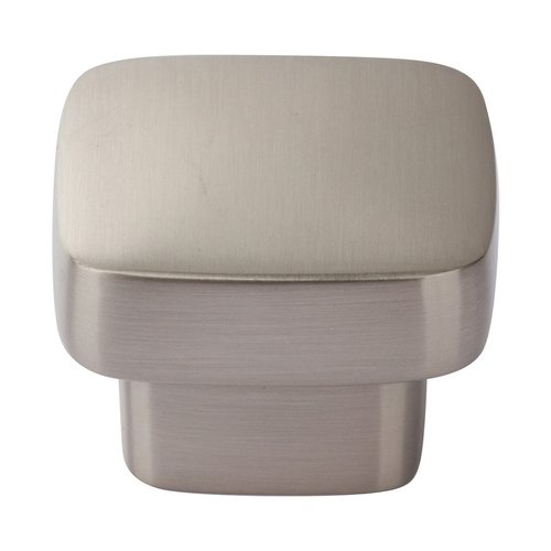 "Atlas Homewares Chunky Knobs 1-3/8"" Dia Brushed Nickel A909-BN"